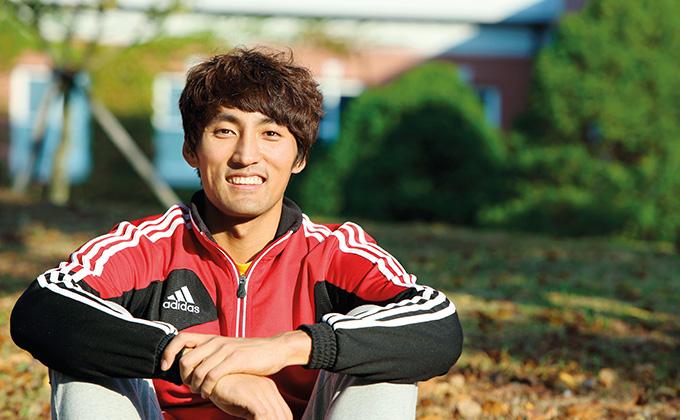마인드컨트롤 비결 말하는 최정운 스쿼시 선수