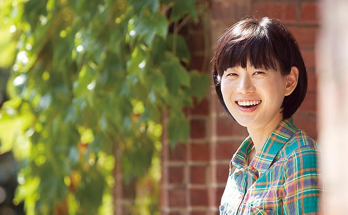 불안, 초조에서 벗어난 김경미 씨의 미소