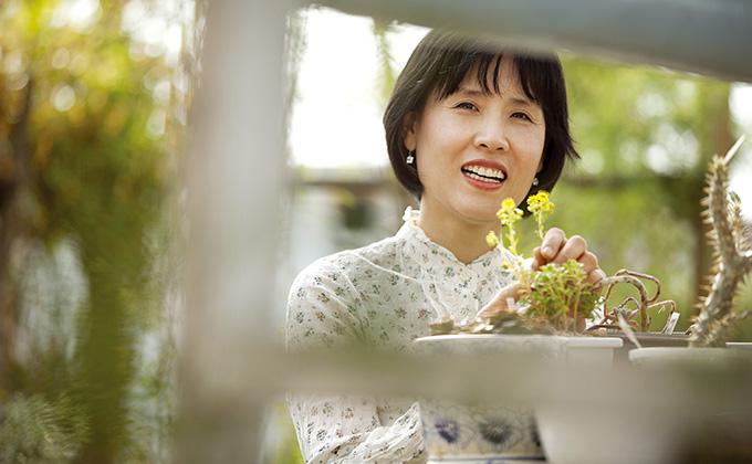 주부우울증 극복 후 행복한 엄마 아내 김지영 씨1