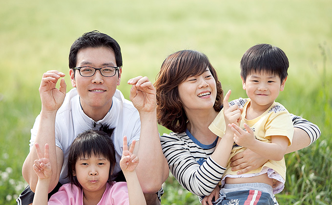 마음수련 후 비로소 공감하게 된 전영희 부부 가족