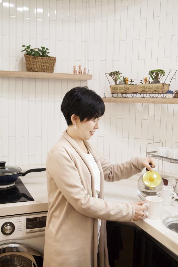 송언주 주부의 마음수련 체험담 인터뷰